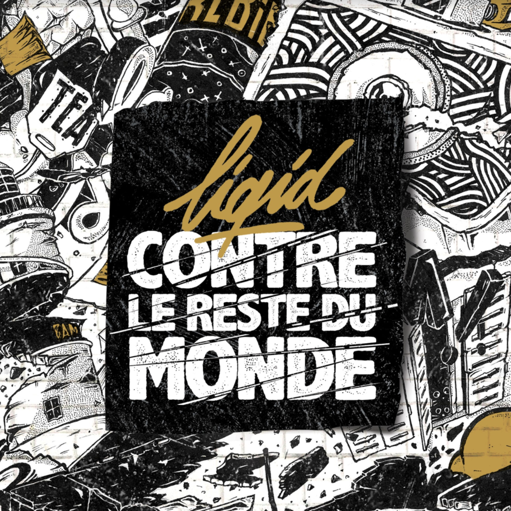 Album french rap liqid