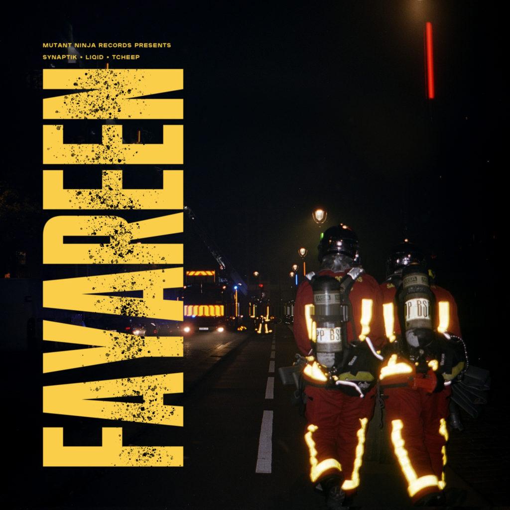 Liqid x Synaptik - Fayareen (prod. Tcheep) hiphop