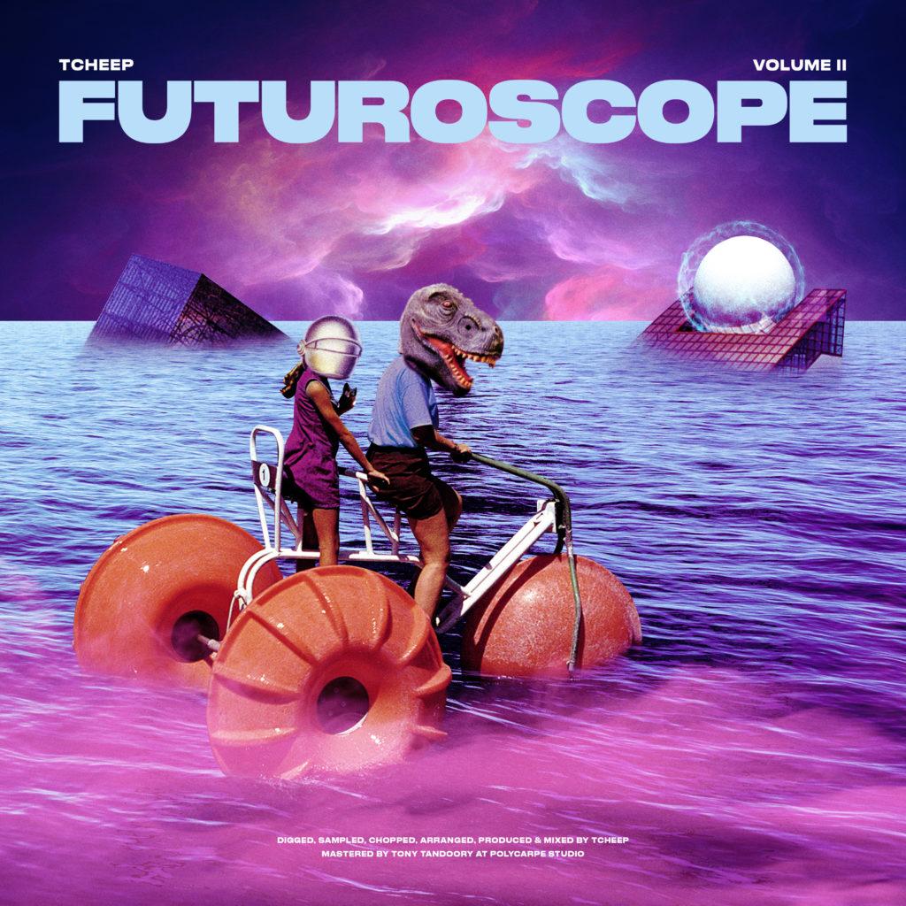 tcheep futuroscope