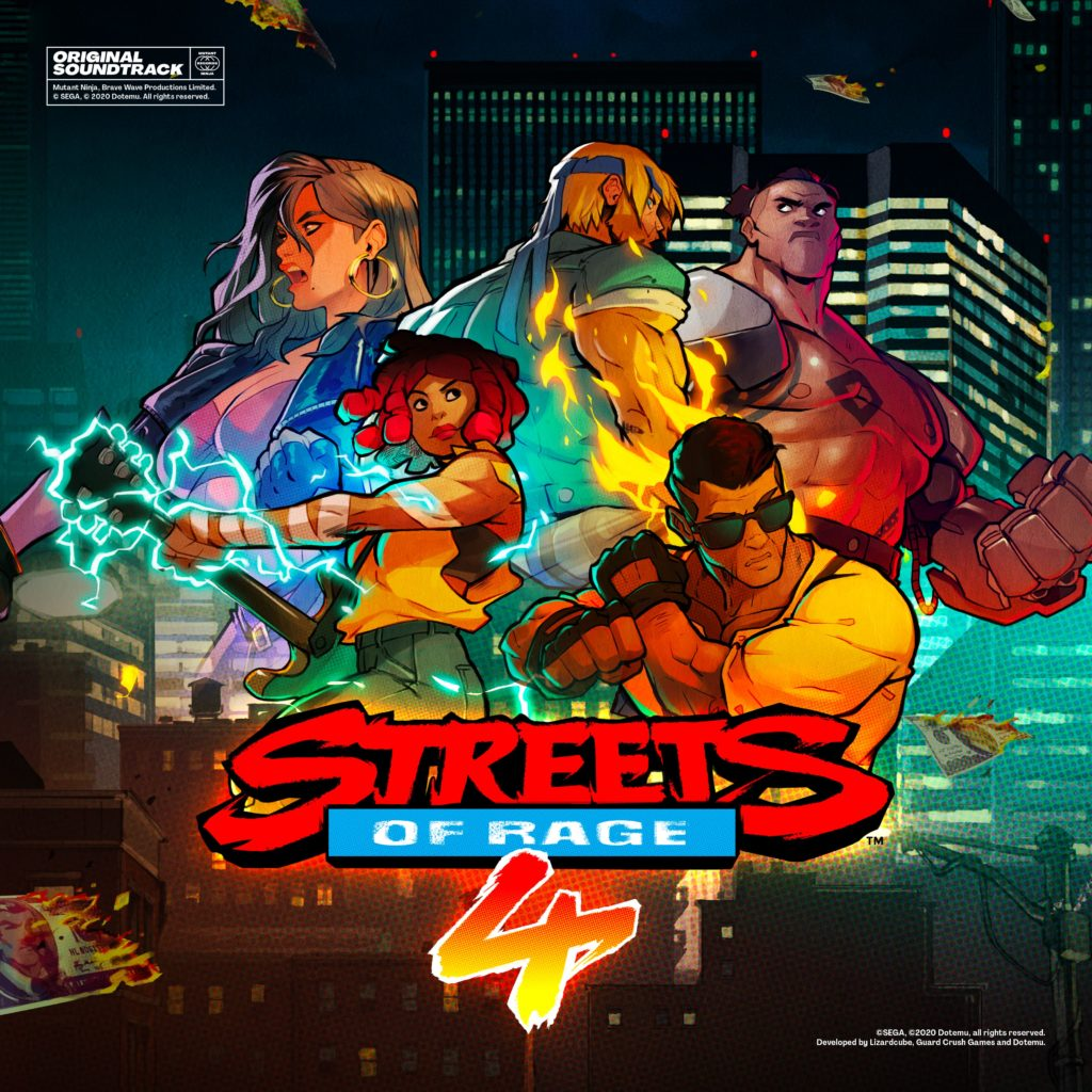 Streets Of Rage 4 OST